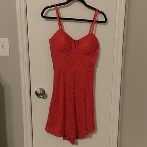 NWT Material Girl Lace Dress
